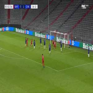 Bayern Munich [4] - 1 Chelsea - Lewandowski 83' [7-1 on agg.]