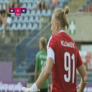 Medyk Konin 1-0 GKS Katowice - Klaudia Fabová 8' (Polish Women's Ekstraliga)