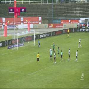 Medyk Konin 1-[1] GKS Katowice - Zofia Buszewska PK 18' (Polish Women's Ekstraliga)