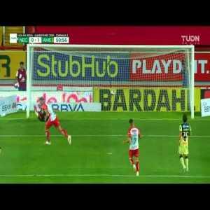 Necaxa [1] - 1 Club America (L. Passerini 51') | Penalty