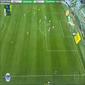 Palmeiras [1]-0 Corinthians - Luiz Adriano