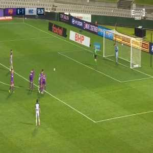 Perth Glory 0-2 Melbourne Victory - Andrew Nabbout PK 60'