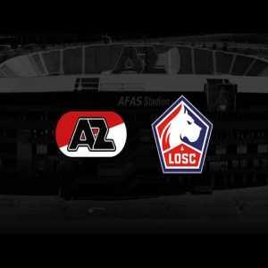 Pre Season Friendly - AZ Alkmaar vs Lille OSC @ 14:30 UTC+00