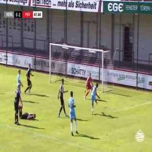 PSV 3-0 SC Verl - Noni Madueke (hat-trick) 42'