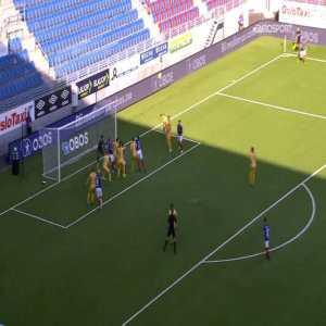 Vålerenga 1-0 Bodø/Glimt - Matthías Vilhjálmsson 2'