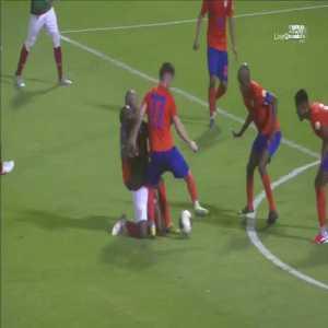 Al-Ettifaq 0 - [2] Al-Feiha — Sami Al-Khaibari 45' — (Saudi Pro League - Round 24)