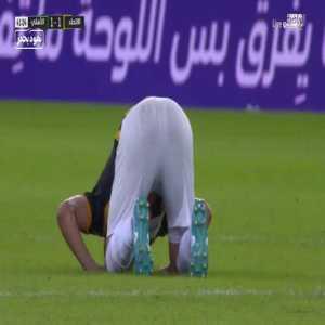 Al Ittihad [1] - 1 Al Ahli — Abdulelah Al-Malki 41' — (Saudi Pro League - Round 24)