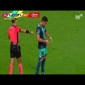 Chivas 0 - [1] Puebla (S. Ormeno 63')