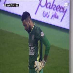 Damac [1] - 0 Al-Faisaly — Emilio Jose Zelaya 27' — (Saudi Pro League - Round 24)