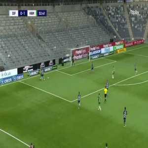 Djurgårdens IF 0-[2] Hammarby IF - Abdul Khalili 33'