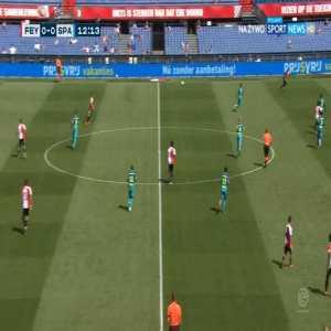 Feyenoord 1-0 Sparta Rotterdam - Róbert Boženík 13'