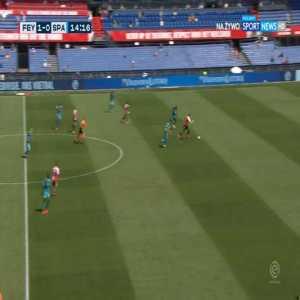 Feyenoord 2-0 Sparta Rotterdam - Róbert Boženík 15'