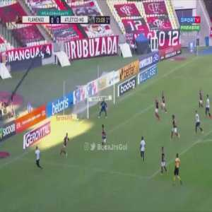 Flamengo 0 - [1] Atlético Mineiro - Filipe Luis own goal