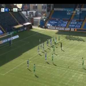 Kilmarnock 0-1 Celtic - Ryan Christie 11'