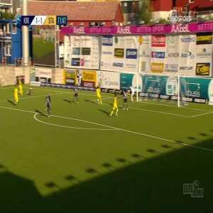 Kristiansund 1-[2] Start - Kasper Skaanes 72'