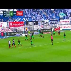 Monterrey [1] - 0 Santos Laguna (N. Sanchez 9')