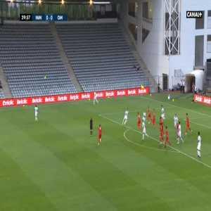 Nîmes 0-1 Marseille - Duje Caleta-Car 31'