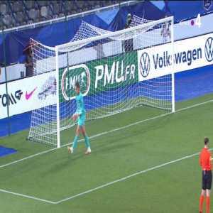 PSG W - Lyon W | 3-4 - Penalty Shootout
