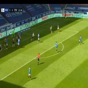 Rangers 1-0 St. Mirren - Conor McCarthy OG 24'