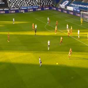 Rosenborg 1-0 Sarpsborg 08 - Gjermund Åsen 4'