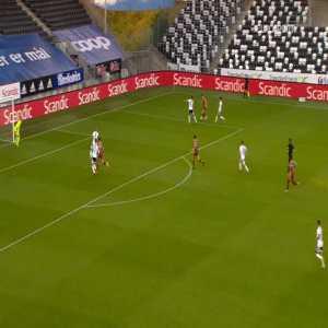 Rosenborg 1-[1] Sarpsborg 08 - Ismaila Coulibaly 26'