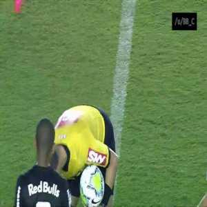 Santos FC 1 - [1] Red Bull Bragantino - Claudinho 90+2' (club's first topflight goal)