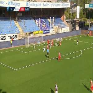 Strømsgodset 0-1 Sandefjord - Rufo 6'