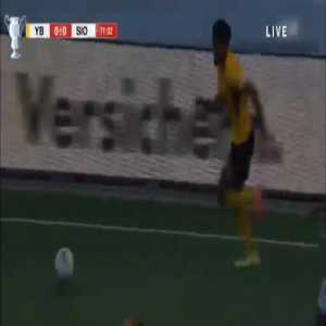 Young Boys 1-0 Sion - Jean Pierre Nsame 72'