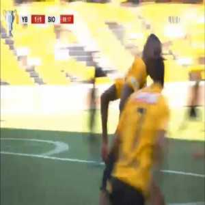 Young Boys [2]-1 Sion - Christopher Martins 90'