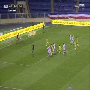 Abha 0 - [1] Al-Nassr — Abderrazak Hamdallah 57' (PK) — (Saudi Pro League - Round 24)