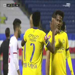 Abha 0 - [2] Al-Nassr — Ahmed Musa 62' — (Saudi Pro League - Round 24)