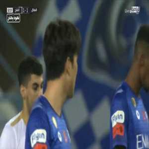 Al Hilal 1 - [1] Al Fateh — Bafétimbi Gomis 52' (OG) — (Saudi Pro League - Round 24)