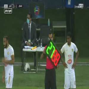 Al Hilal 1 - 1 Al Fateh — Marwane Saadane 84' (Missed PK) — (Saudi Pro League - Round 24)