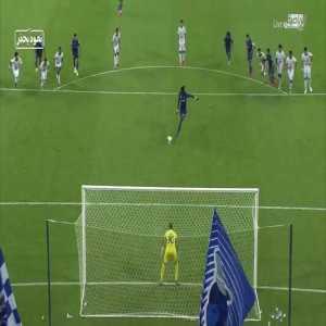 Al Hilal [2] - 1 Al Fateh — Bafétimbi Gomis 87' (PK) — (Saudi Pro League - Round 24)