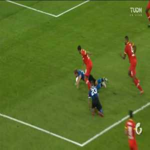 Internazionale penalty overturned by VAR 90+2'