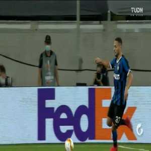 Internazionale penalty overturned by VAR