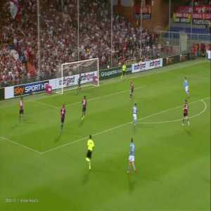 Josè Callejon leaves Napoli after 7 years (349 apps, 82 goals). The man who always scores the same kind of goal. Compilation of his master skill: movement off the ball and running in behind OC