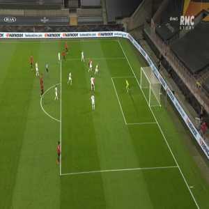 Manchester Utd 1-0 FC Copenhagen - Bruno Fernandes penalty 95'