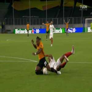 Bono penalty save vs Wolves 13'