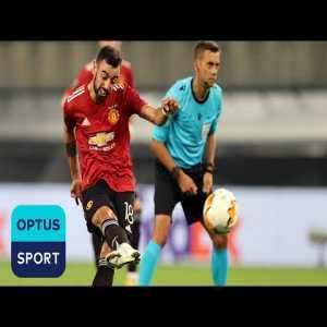 Optus Sport (Australian sports broadcaster) trolling Manchester United's abuncance of penalties this season
