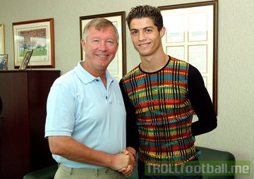17 years ago today Manchester United signed Cristiano Ronaldo .. the rest is history....