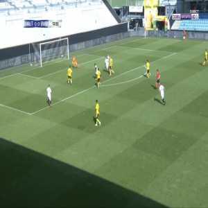 Altach 0-1 Dortmund - Giovanni Reyna 13'