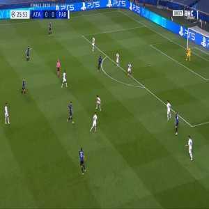 Atalanta 1-0 PSG - Mario Pasalic 27'