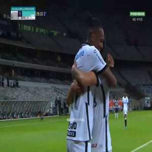 Atletico MG 0-[2] Corinthians - A.Araos | Brazil Serie A