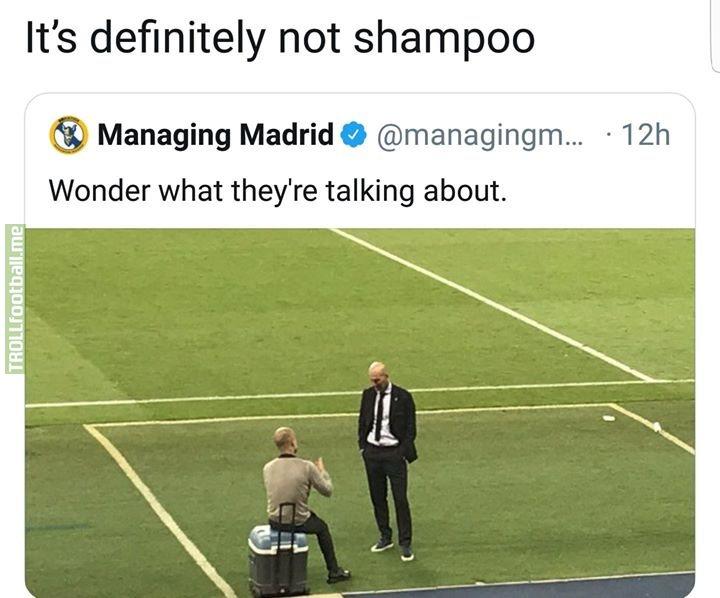 Bald lives matter
