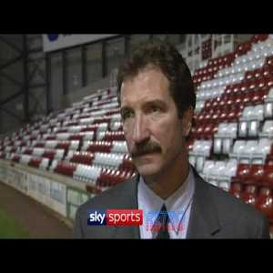 It's finally surfaced - Graeme Souness's post-match interview for the infamous Ali Dia game (1996)