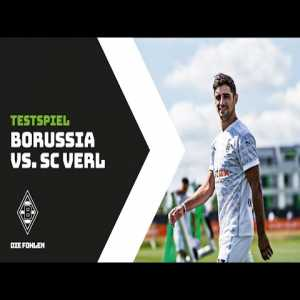 Test Match: Borussia vs. SC Verl live on Youtube at 16:00