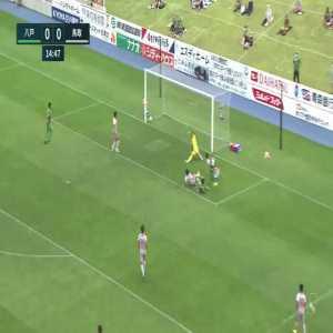 Vanraure Hachinohe (1)-0 Gainare Tottori - Koya Tanio