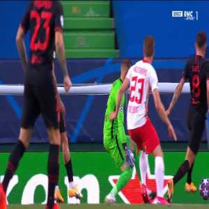 Potential penalty for Atlético Madrid