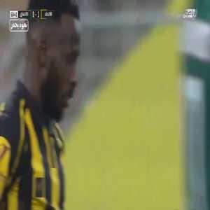Al Ittihad [1] - 0 Al-Ettifaq — Fahad Al-Muwallad 54' (PK) — (Saudi Pro League - Round 25)